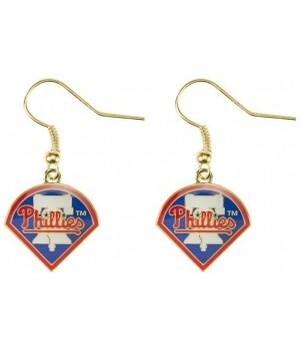 EARRINGS - PHIL PHILLIES