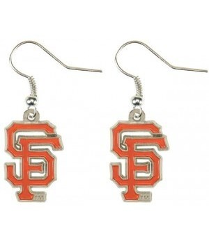 EARRINGS - SAN FRAN GIANTS