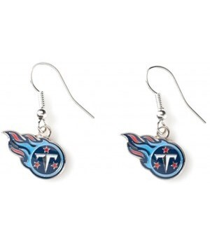 EARRINGS - TENN TITANS