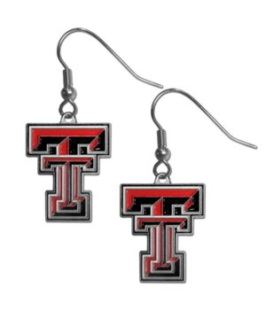 EARRINGS - TEXAS TECH