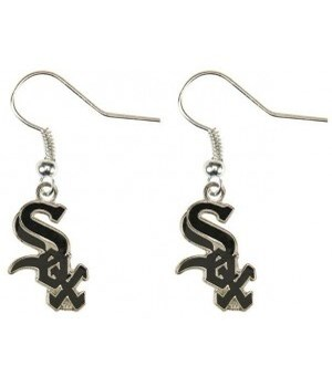 EARRINGS - CHIC WHITE SOX
