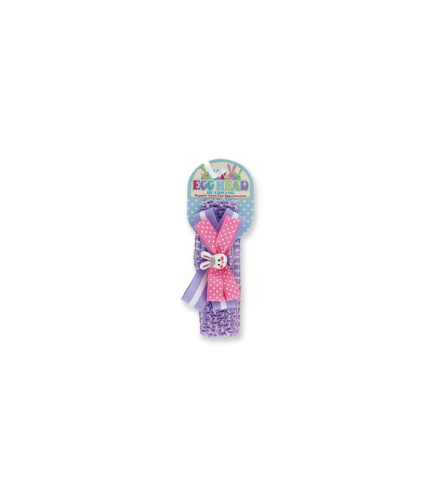Easter Knitted Headband 24PC D