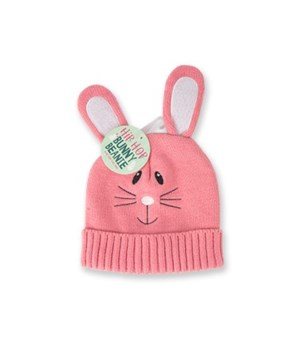 Easter Knitted Bunny Hat 24PC