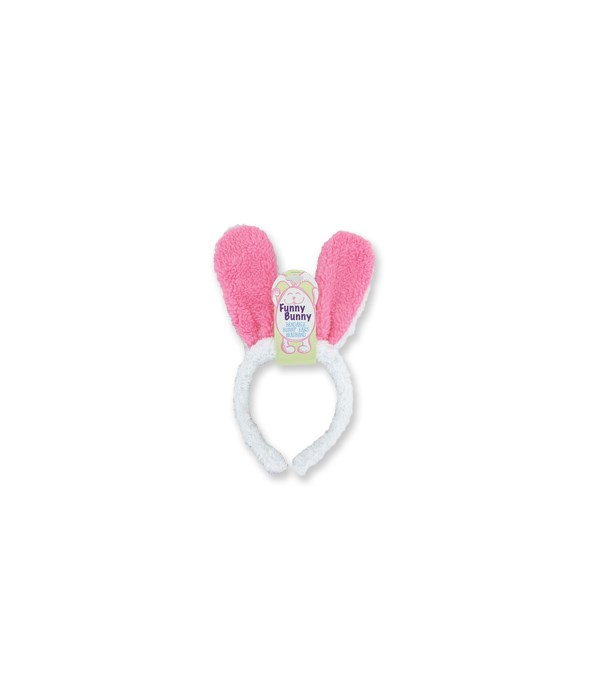 Easter Bunny Headband-Bendable 24PC