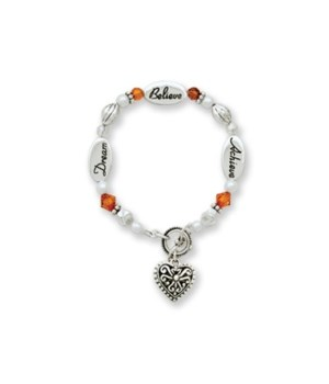 Elite Dream-Believe-Achieve Bracelet 3PC