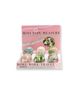 Fashion Smart  Mini Tape Measure 24PC