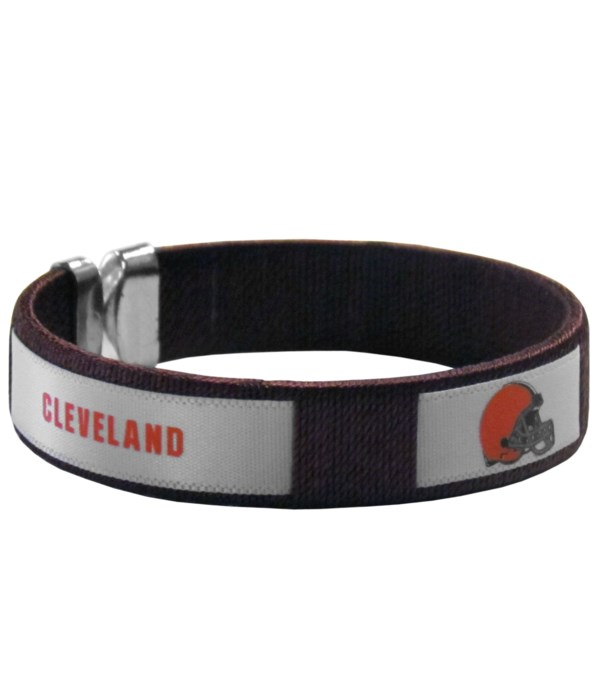 FAN BAND - CLEV BROWNS