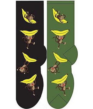 Monkeys & Bananas - Women's Crew