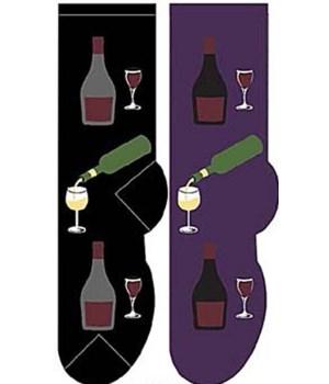Wine Pour - Women's Crew