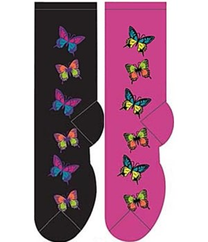 Beautiful Butterflies - Women's Crew