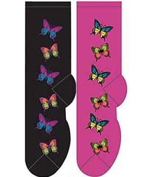 Beautiful Butterflies - Women's Crew