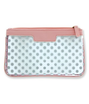 Pink Clear Essentials Case 4PC
