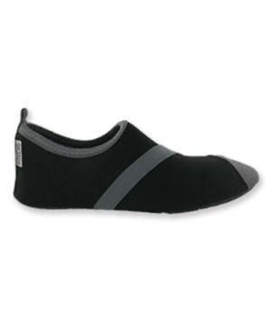 Fitkicks Classics Large Black/Gray 2PC