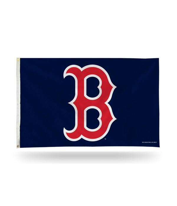 3X5 FLAG - BOS RED SOX