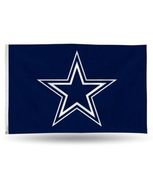 3X5 FLAG - DAL COWBOYS