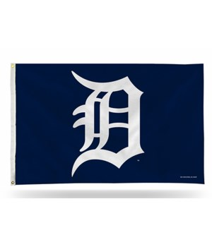 3X5 FLAG - DET TIGERS