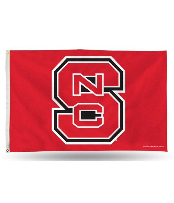 3X5 FLAG - NC STATE WOLFPACK