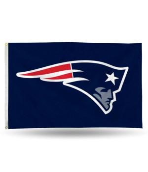 3X5 FLAG - NE PATRIOTS