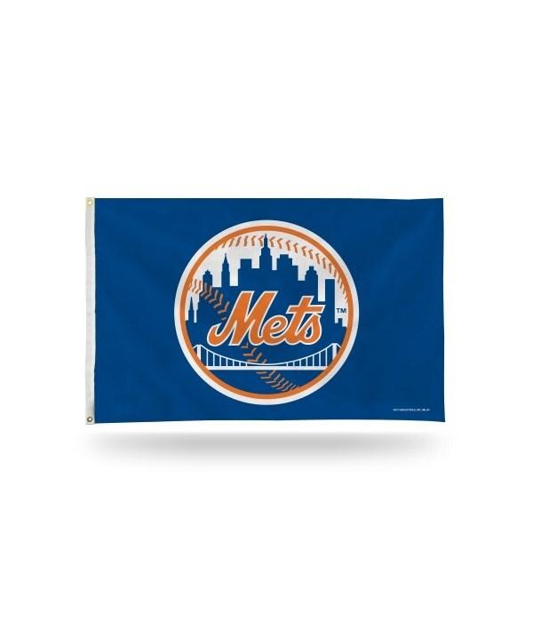 3X5 FLAG - NY METS