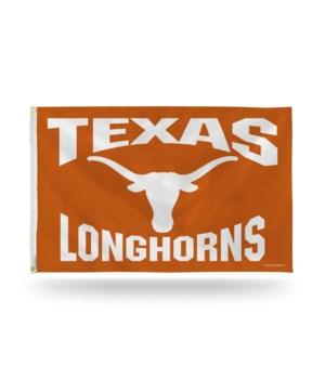 3X5 FLAG - TEXAS LONGHORNS