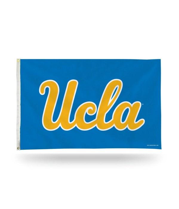 3X5 FLAG - UCLA BRUINS