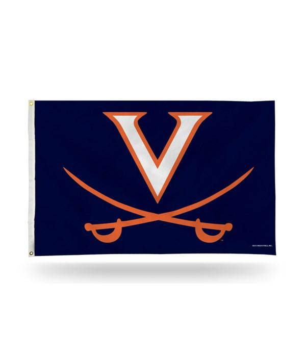 3X5 FLAG - UNIV OF VIRGINIA