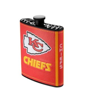 PLASTIC FLASK - KC CHIEFS