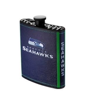 PLASTIC FLASK - SEA SEAHAWKS