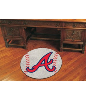 FAN MAT - ATL BRAVES
