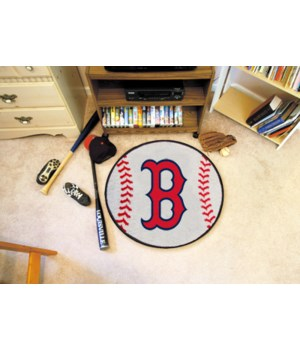 FAN MAT - BOS RED SOX