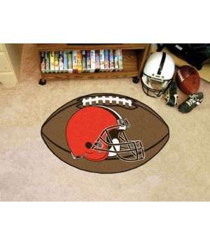 FAN MAT - CLEV BROWNS