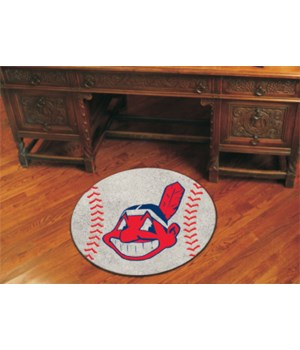 FAN MAT - CLEV INDIANS