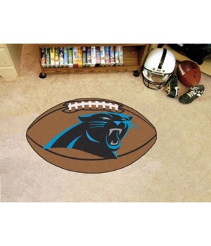 FAN MAT - CAR PANTHERS