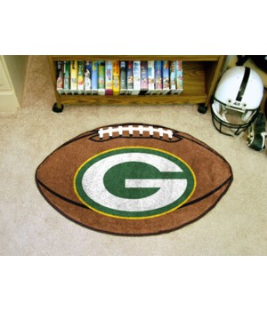 FAN MAT - GREEN BAY PACKERS
