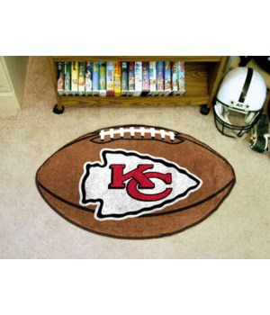 FAN MAT - KC CHIEFS