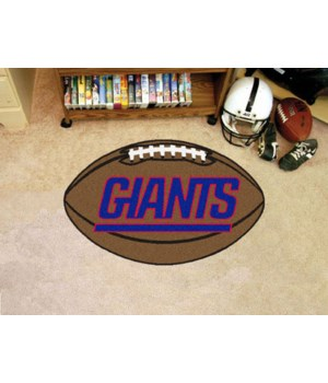 FAN MAT - NY GIANTS