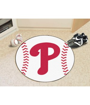 FAN MAT - PHIL PHILLIES