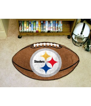 FAN MAT - PITT STEELERS