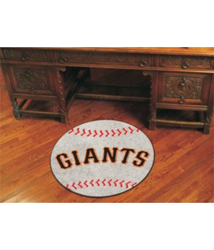 FAN MAT - SF GIANTS