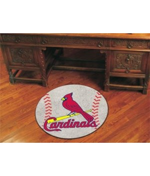 FAN MAT - ST LOUIS CARDINALS