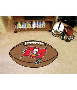 FAN MAT - TAMPA BAY BUCS