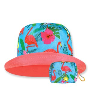 Flamingo Floppy Tops 4PC
