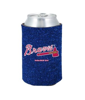 GLITTER COOLIE - ATL BRAVES