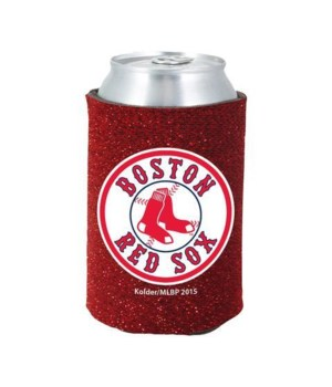 GLITTER COOLIE - BOS RED SOX