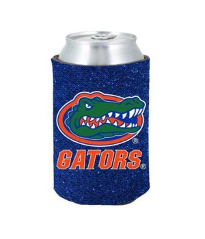 GLITTER COOLIE - FLORIDA GATORS