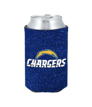 GLITTER COOLIE - LA CHARGERS