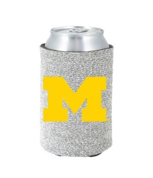 GLITTER COOLIE - MICHIGAN WOLVERINES