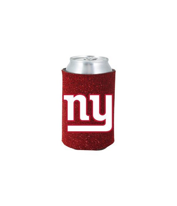 GLITTER COOLIE - NY GIANTS