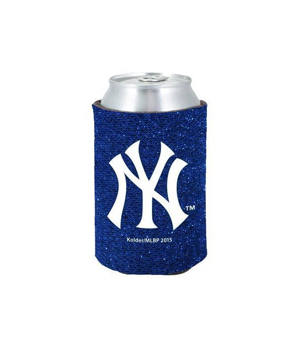 GLITTER COOLIE - NY YANKEES