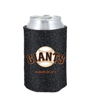 GLITTER COOLIE - SF GIANTS